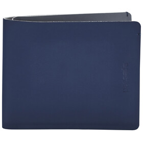 Pacsafe RFIDsafe TEC Bifold Plus Portafogli blu
